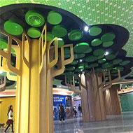 广东铝单板厂家 氟碳铝单板价 艺术冲孔铝单板定制 价格优惠