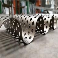 广东铝单板厂家 波浪形铝单板 造型铝单板定制
