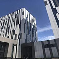 广东铝单板厂家 氟碳幕墙铝单板 外墙铝单板定制