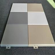 广东铝单板厂家  2.5mm雕刻造型铝单板定制
