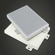 广东铝单板厂家 冲孔铝单板幕墙定制 量大从优