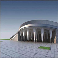 广东铝单板厂家 2.5mm弧形铝单板价格 造型铝单板定制