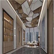 广东铝单板厂家 造型铝单板吊顶车间实拍