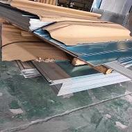 幕墙铝单板原材料实拍